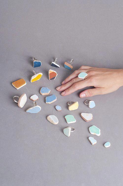 Stage «bijoux en céramique» à Marcoing